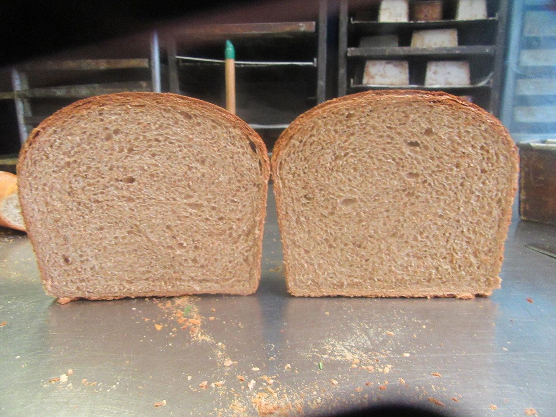 Soft Rye Bread Recipe