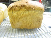 The Basic Wholemeal Bread