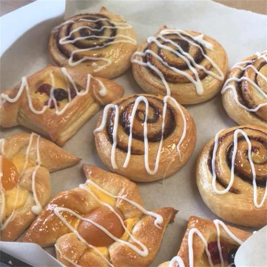 Graham's Bakery School -Baking History